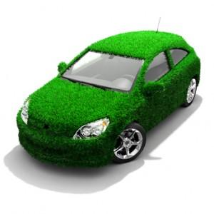 Auto op zonne energie