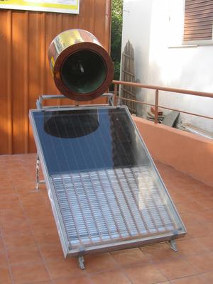 energie besparen met zonneboiler