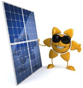 zelf zonnepanelen maken